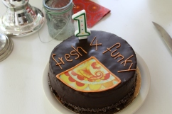 1 Jahr fresh4funky