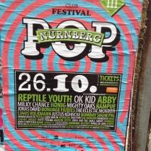 Nürnberg. Pop Festival