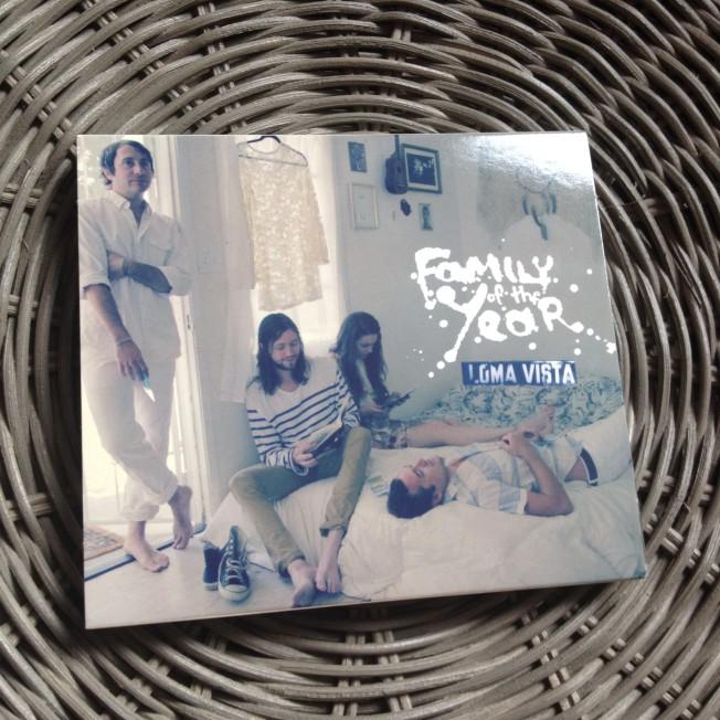 Loma Vista Album Cover